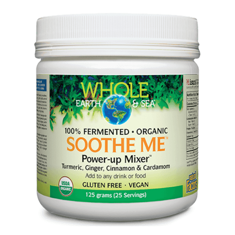Whole Earth & Sea Soothe Me Powder 125g — herbesthealth