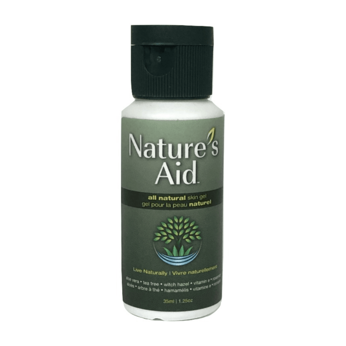 Nature's Aid All Natural Skin Gel 30ml — herbesthealth