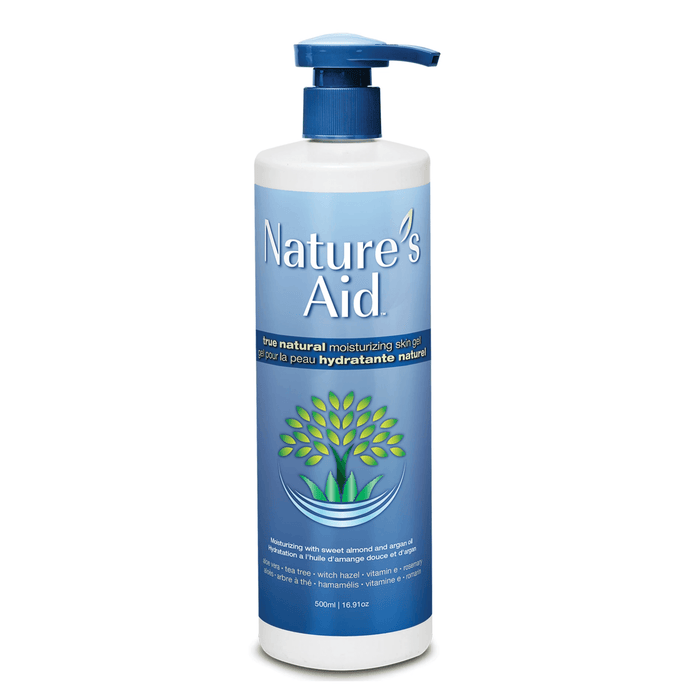 Nature's Aid True Natural Moisturizing Skin Gel 500ml — herbesthealth