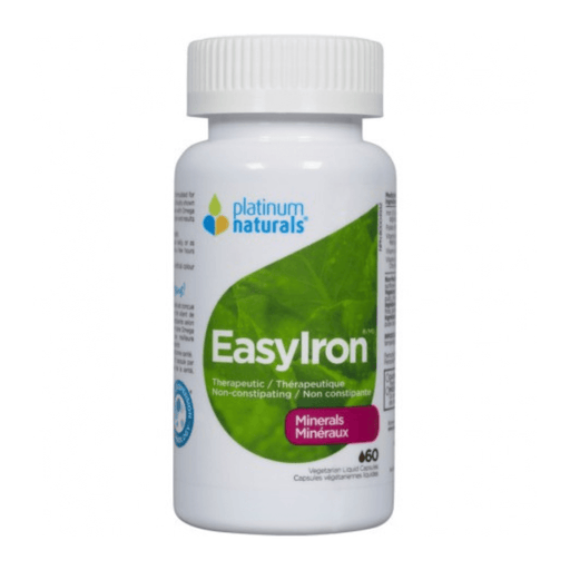 Platinum Naturals Easy Iron - herbesthealth