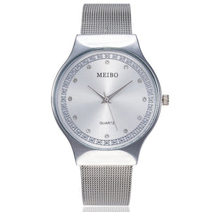 Rhinestone Women Watch