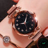 Starry Sky Magnetic Female Wristwatch