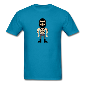 Daddy T-Shirt - turquoise