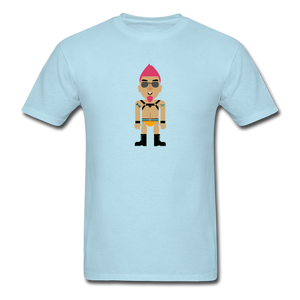 Punk Twink T-Shirt - powder blue