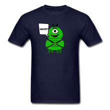Load image into Gallery viewer, Flirty Alien T-Shirt - navy