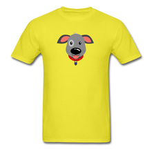 Load image into Gallery viewer, Puppy Power Pride T-Shirt - yellow