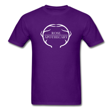 Load image into Gallery viewer, Rose Apothecary (Schitt's Creek) Men's T-Shirt - purple