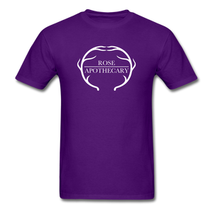 Rose Apothecary (Schitt's Creek) Men's T-Shirt - purple