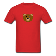 Load image into Gallery viewer, Cute Bear T-Shirt - red