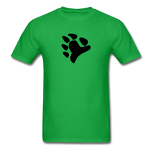 Load image into Gallery viewer, Bear Claw T-Shirt - bright green