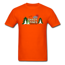 Load image into Gallery viewer, Shady Pines Golden Girls T-Shirt - orange