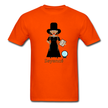 Load image into Gallery viewer, Seyoncé (Beyonce Inspired Halloween) T-Shirt - orange