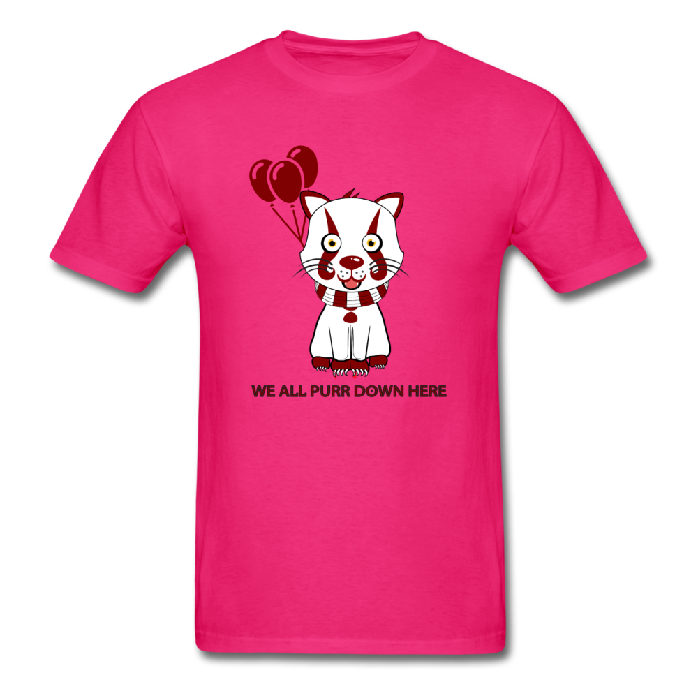 Kittywise (IT Inspired) Halloween T-Shirt - BravoPapa Clothing