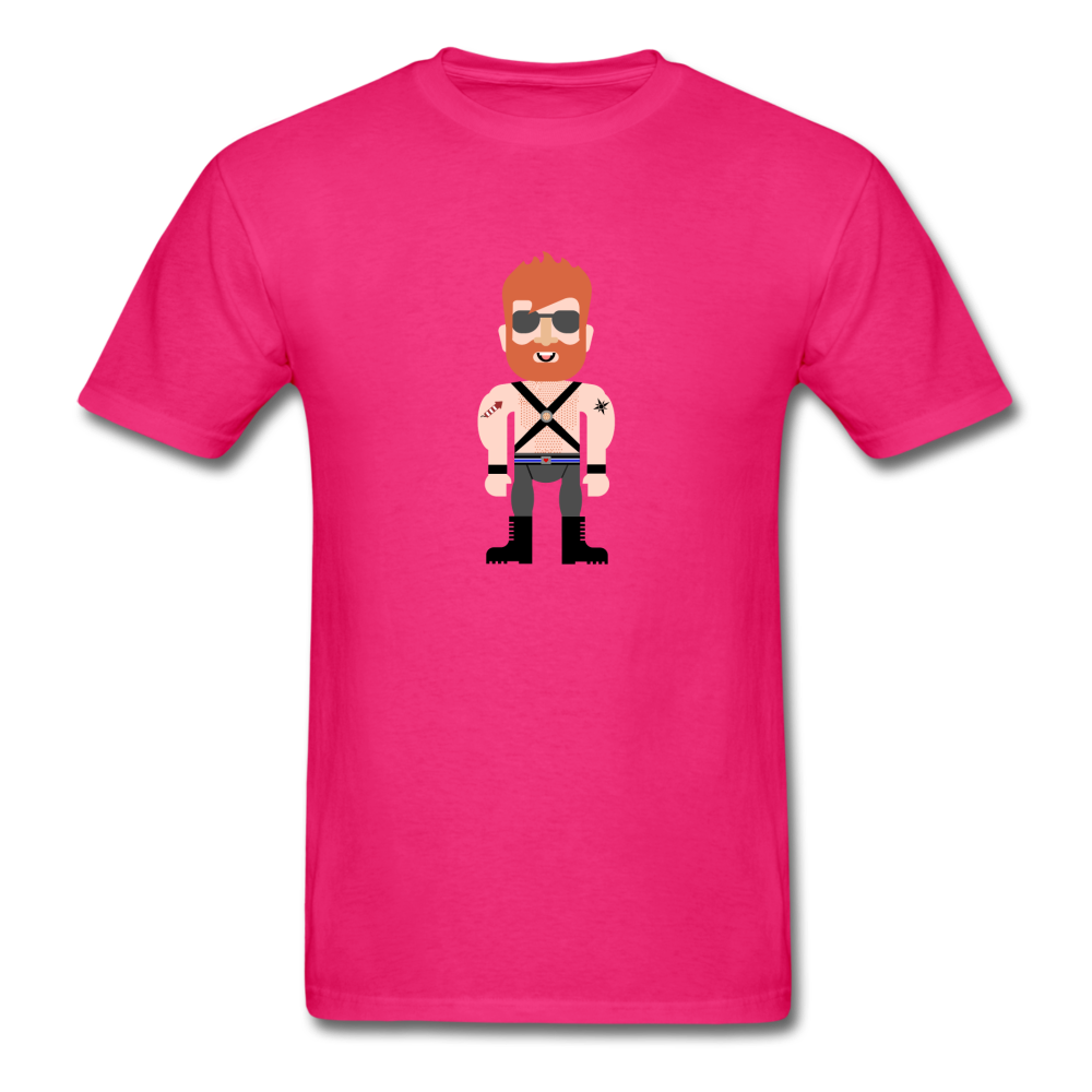Ginger Daddy Pride T-Shirt - BravoPapa Clothing