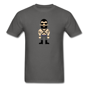Daddy T-Shirt - charcoal