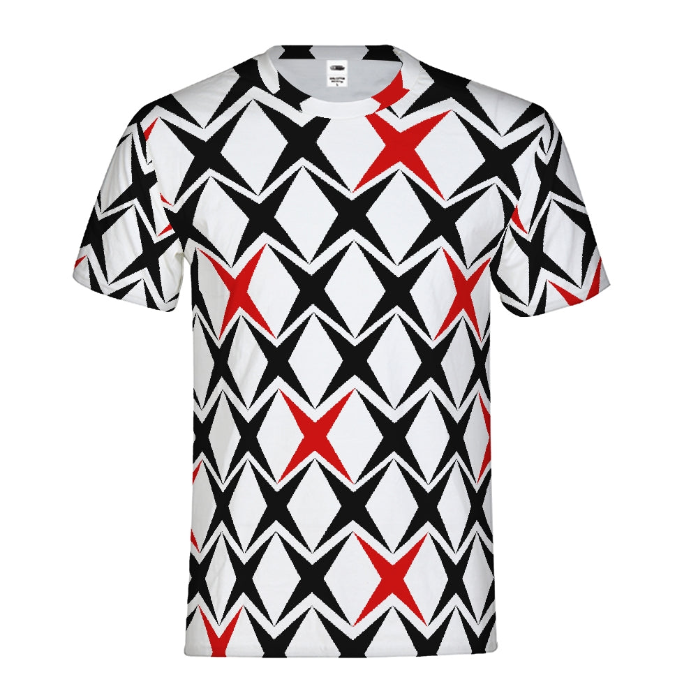Michel Classic Pattern Men's Tee - BravoPapa Clothing