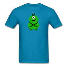 Load image into Gallery viewer, Alien Daddy T-Shirt - turquoise