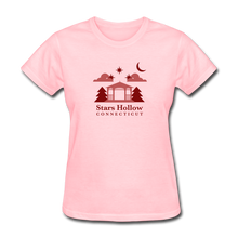 Load image into Gallery viewer, Star's Hollow (Gilmore Girls) Women's T-Shirt - pink