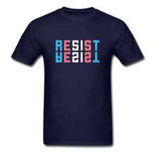 Load image into Gallery viewer, Resist T-Shirt - navy