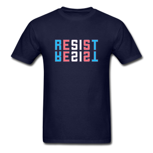 Resist T-Shirt - BravoPapa Clothing