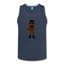 Load image into Gallery viewer, Daddy 3 Tank - navy