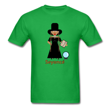 Load image into Gallery viewer, Seyoncé (Beyonce Inspired Halloween) T-Shirt - bright green