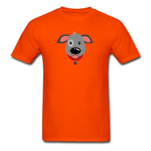 Load image into Gallery viewer, Puppy Power Pride T-Shirt - orange