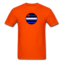 Load image into Gallery viewer, Leather Pride T-Shirt - orange