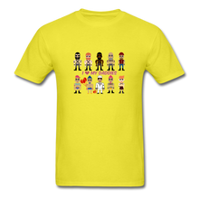 Load image into Gallery viewer, I Love My Daddies Men's T-Shirt - yellow