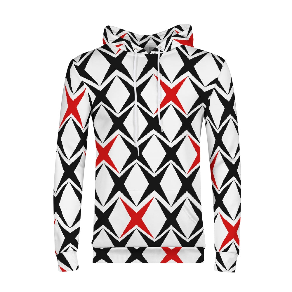 Michel Classic Pattern Men's Hoodie - BravoPapa Clothing