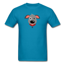 Load image into Gallery viewer, Puppy Power Pride T-Shirt - turquoise