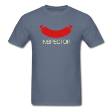 Load image into Gallery viewer, Wiener Inspector Men's T-Shirt - denim