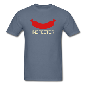 Wiener Inspector Men's T-Shirt - denim