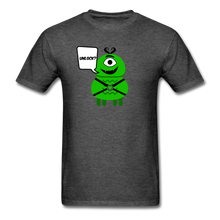 Load image into Gallery viewer, Flirty Alien T-Shirt - heather black