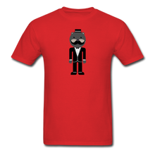 Load image into Gallery viewer, Formal Otter T-Shirt - red