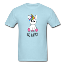 Load image into Gallery viewer, Lonely Unicorn Men's T-Shirt - powder blue
