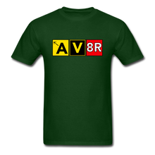 Load image into Gallery viewer, Aviator AvGeek T-Shirt - forest green
