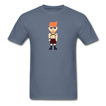 Load image into Gallery viewer, Kilt Daddy T-Shirt - denim