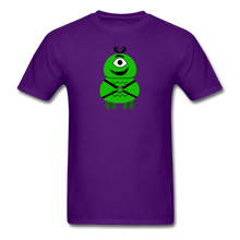 Load image into Gallery viewer, Alien Daddy T-Shirt - purple