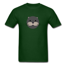 Load image into Gallery viewer, Otter Pride (New Colors and Sizes) - forest green