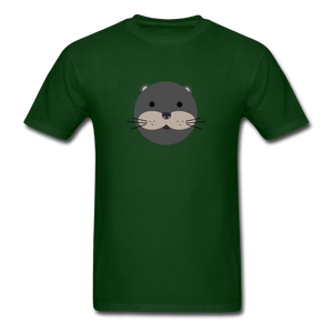 Otter Pride (New Colors and Sizes) - forest green