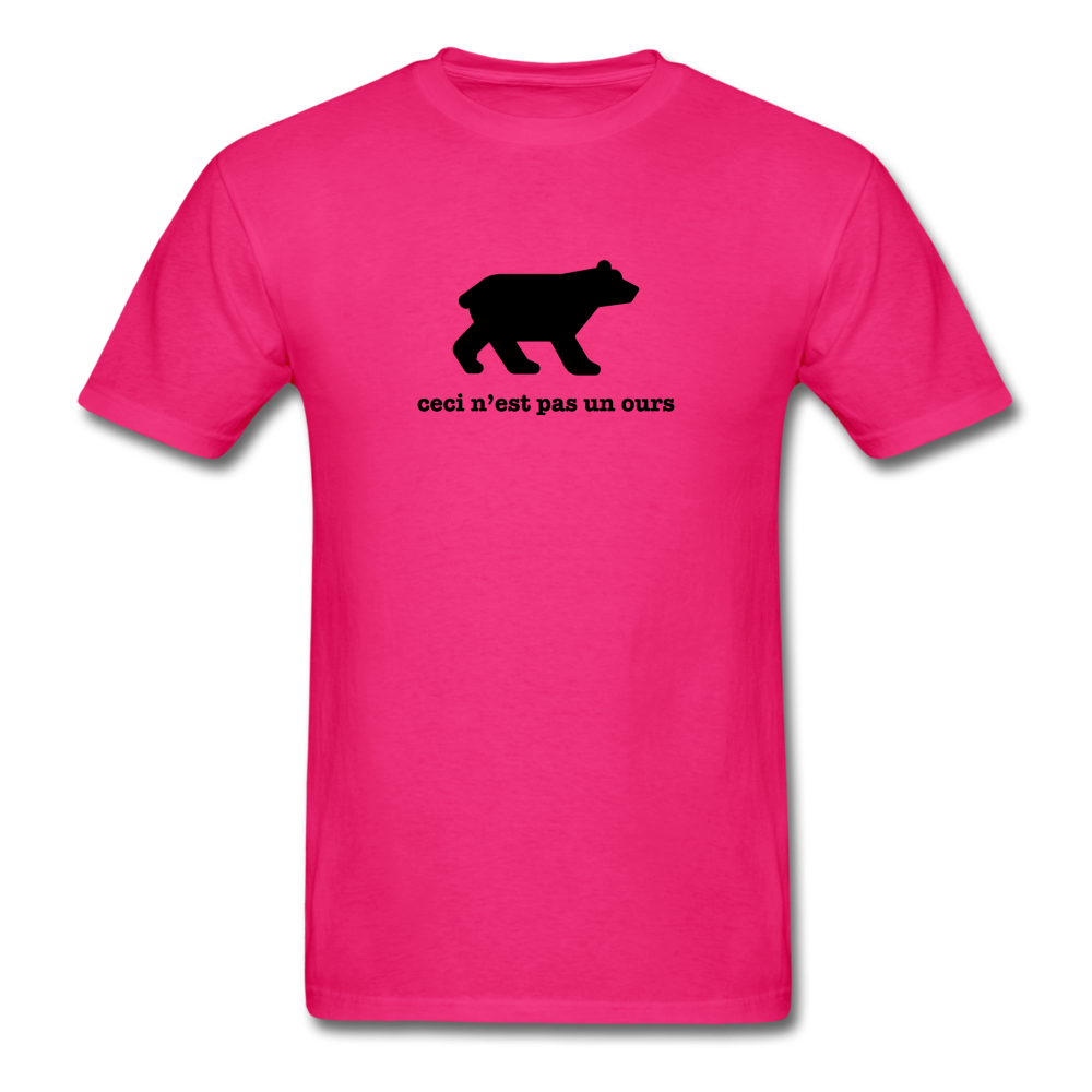 Not A Bear T-Shirt - BravoPapa Clothing
