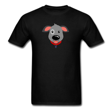 Load image into Gallery viewer, Puppy Power Pride T-Shirt - black