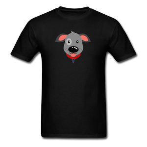 Puppy Power Pride T-Shirt - black