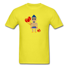 Load image into Gallery viewer, Beach Season T-Shirt - yellow
