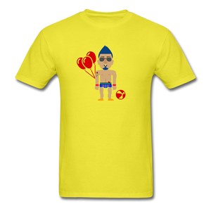 Beach Season T-Shirt - yellow