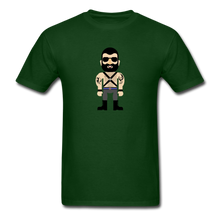 Load image into Gallery viewer, Daddy T-Shirt - forest green