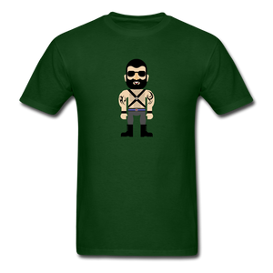 Daddy T-Shirt - forest green