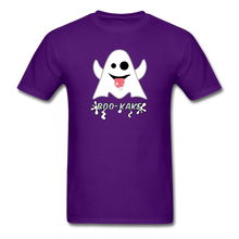 Load image into Gallery viewer, Boo-kake Halloween T-Shirt - purple