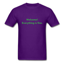 Load image into Gallery viewer, The Good Place Men's T-Shirt - purple